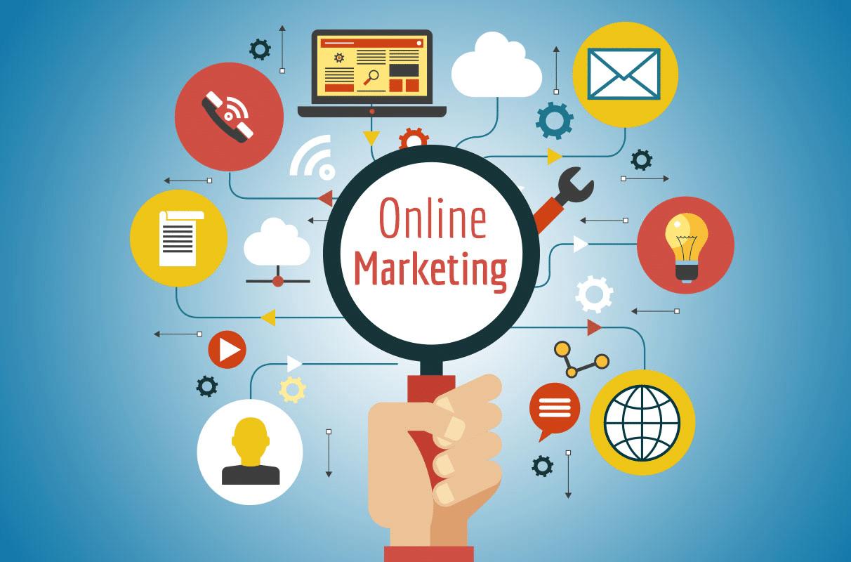 Quảng cáo trên mạng là lĩnh vực rộng lớn gồm nhiều công việc marketing Trực tuyến cho nhiều ngành nghề khác nhau.