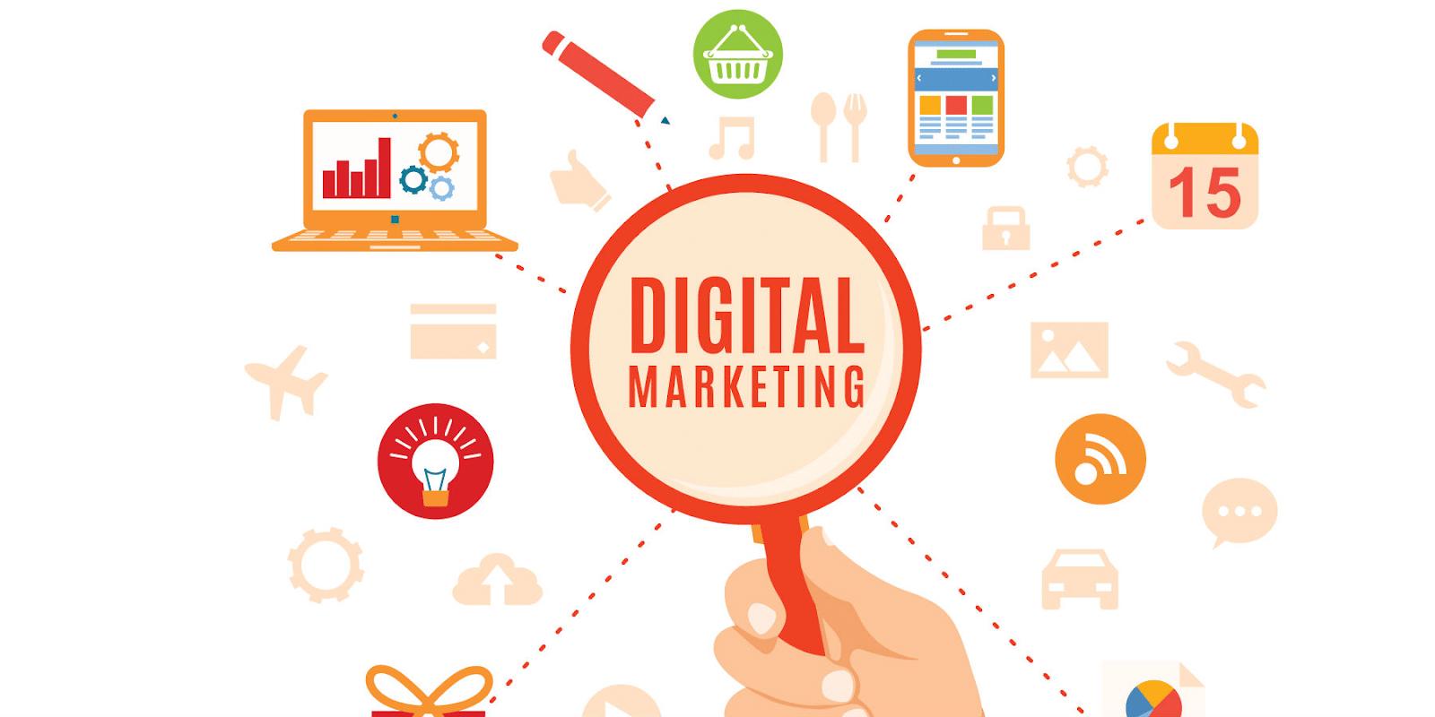 """""""Digital marketing là một dạng kế hoạch áp dụng Internet để làm phương tiện cho các công việc truyền thông và trao đổi thông tin"""""""