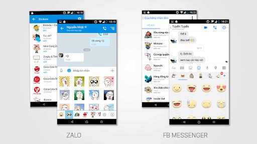 Messenger Zalo 3