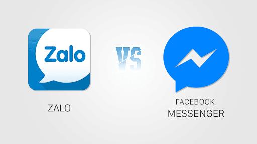 Messenger Zalo 1