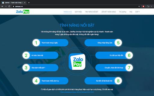 Zalo pay Tiki 3